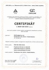ISO 45001 2018 BOZP