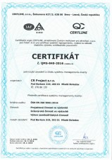 ISO 9001 2016